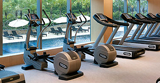 Hotels Bhubaneswar – Fitness Centre