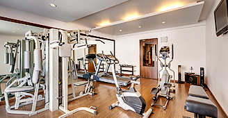 Best Hotel in Bangalore Fitness Centre