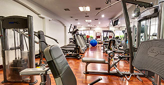 Hotel Kolkata – Fitness Center