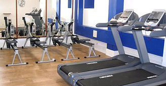 Pune Hotel Fitness Centre