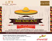 Mexican Food Fest 30CC Coke Ad