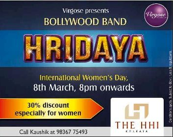 Virgose presents Bollywood Band Hridaya