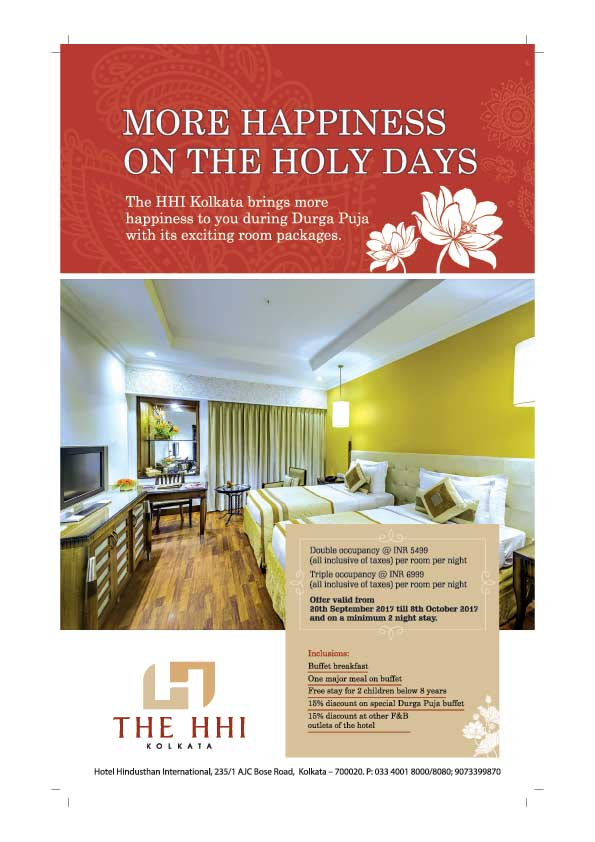 Hotel Hindusthan International - Special Offers