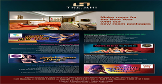 NEW YEAR ROOM PACKAGES FOR KOLKATA